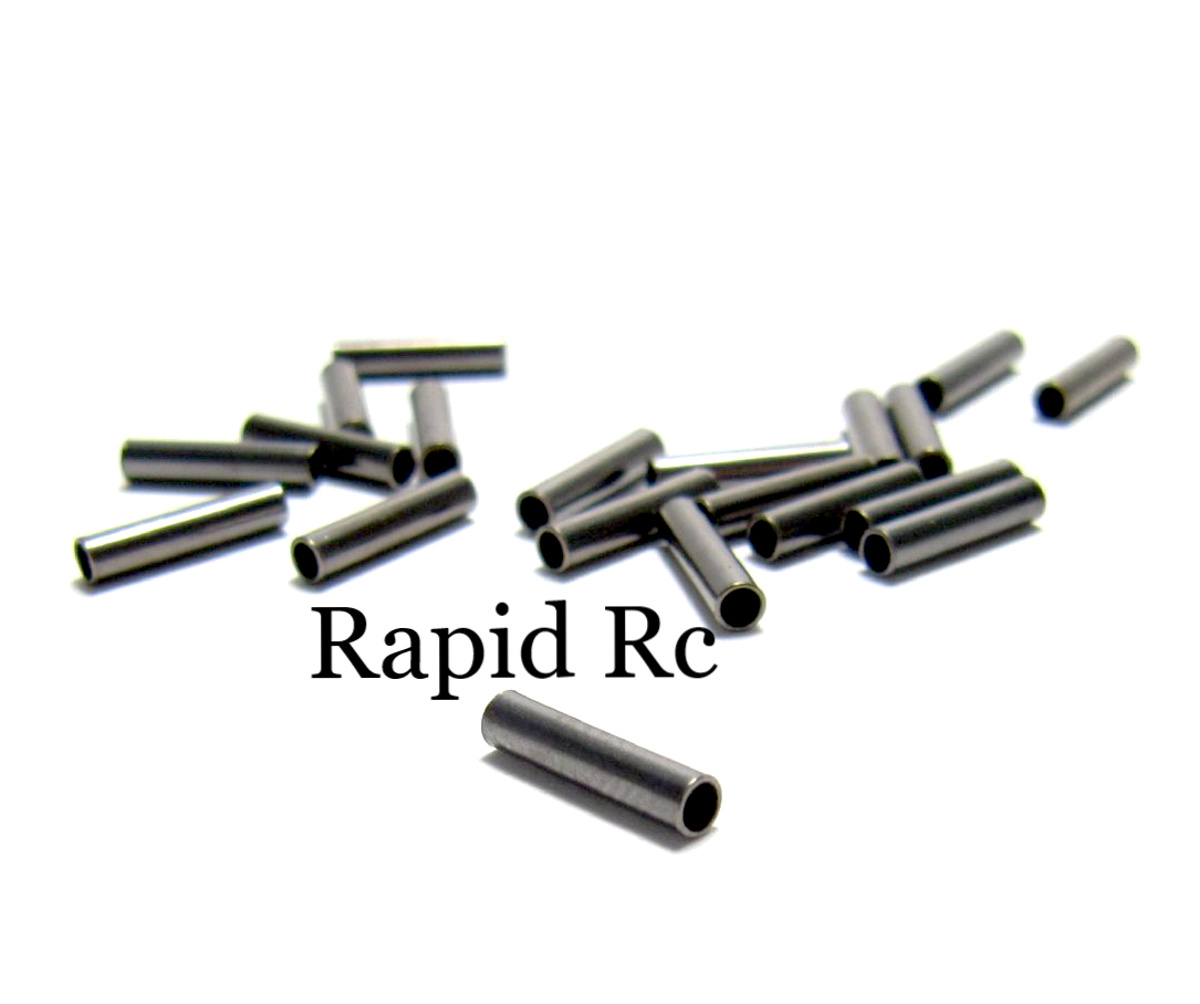 Crimping Tube for Pull Pull Wire Tube Heavy Duty single